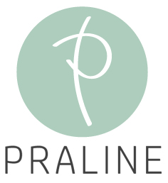 Praline – Pastry and Chocolate Shop Logo